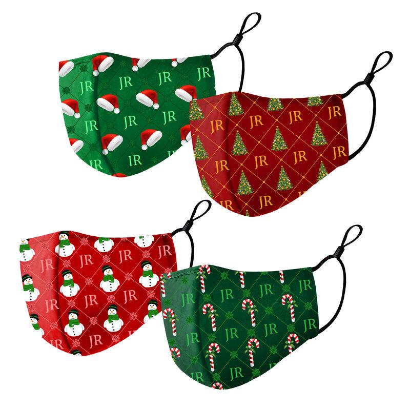 Women's Christmas Face Masks 10024 0043 a main