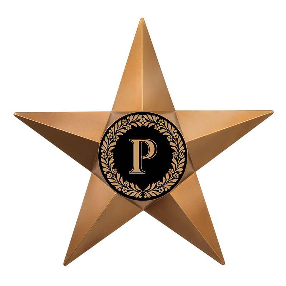 The Monogram Barn Star