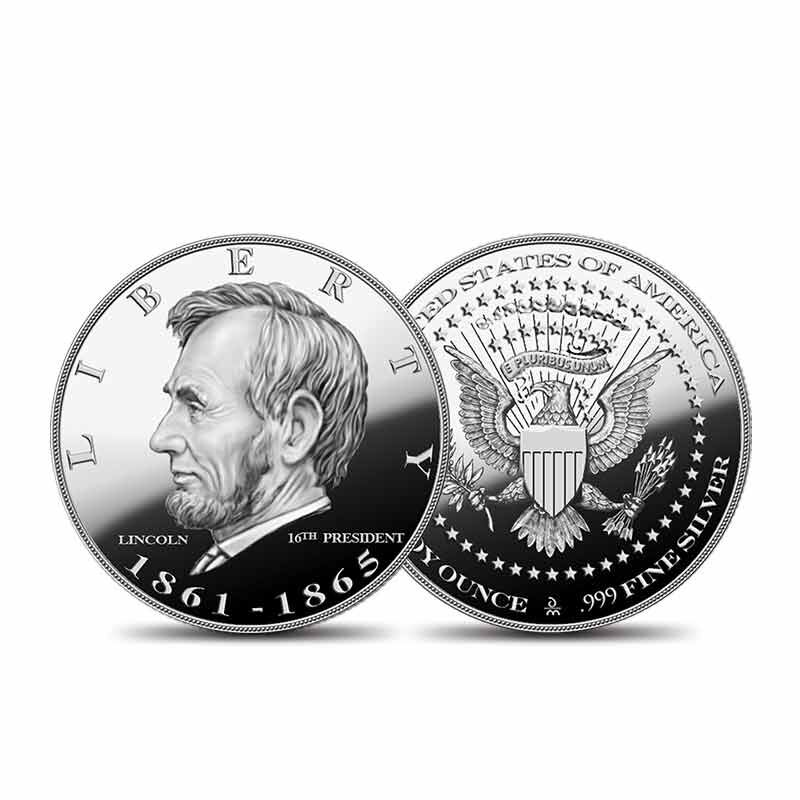 US Presidential Silver Commemoratives 9154 006 2 5