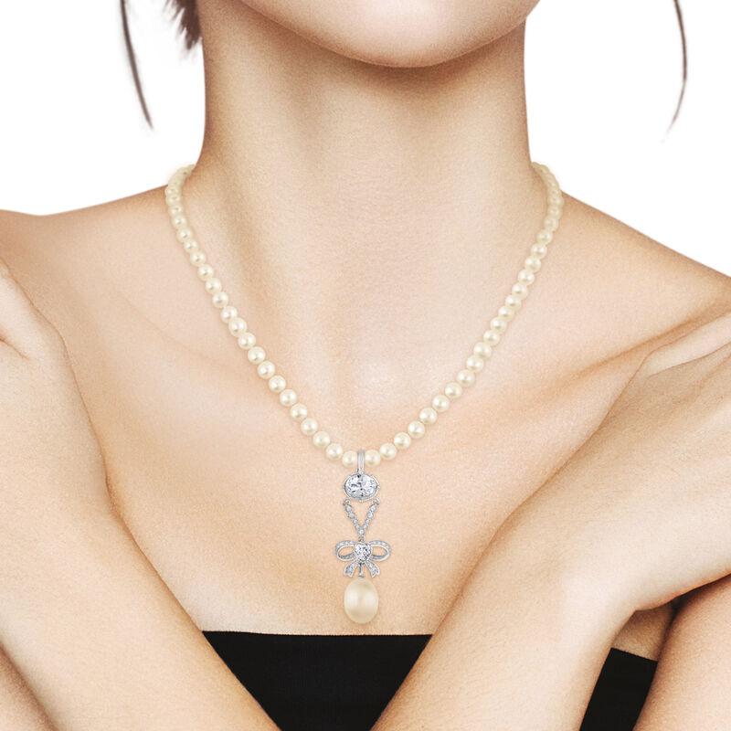Royal Radiance Pearl Pendant 6838 0013 m model