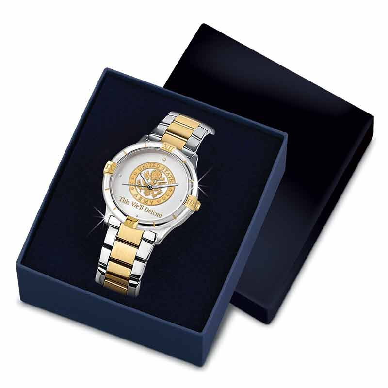 This Well Defend Diamond Watch 9657 003 1 3