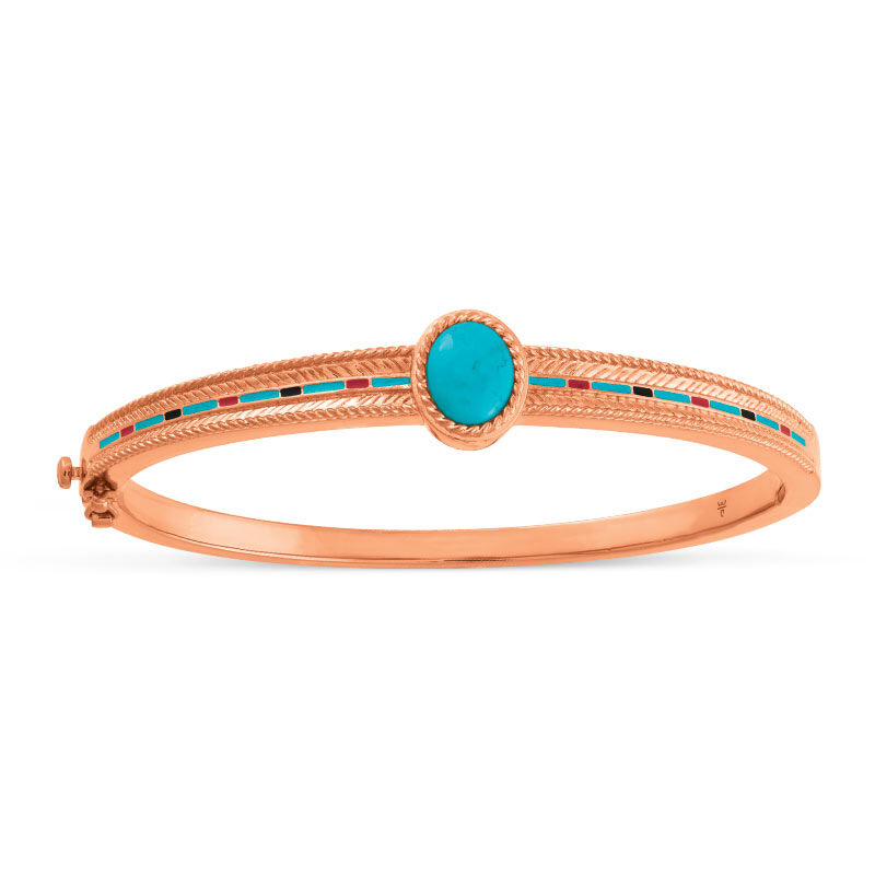 Spirit of the West Copper Bangle 2228 001 0 1