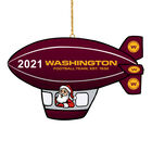 2021 Football Washington Ornament 1443 1472 a main
