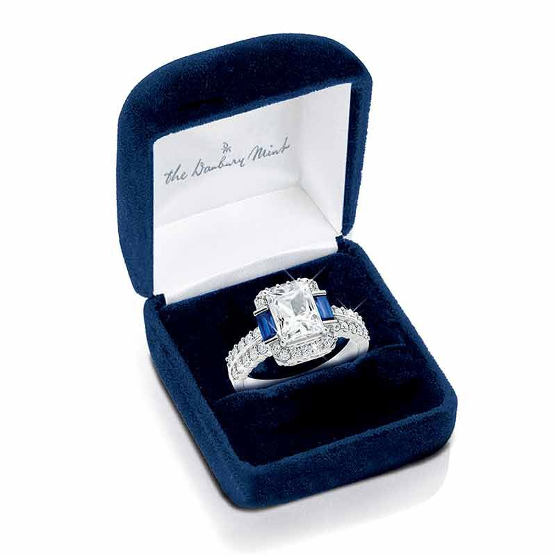 Hollywood Glamour Statement Ring   6273 001 5 4