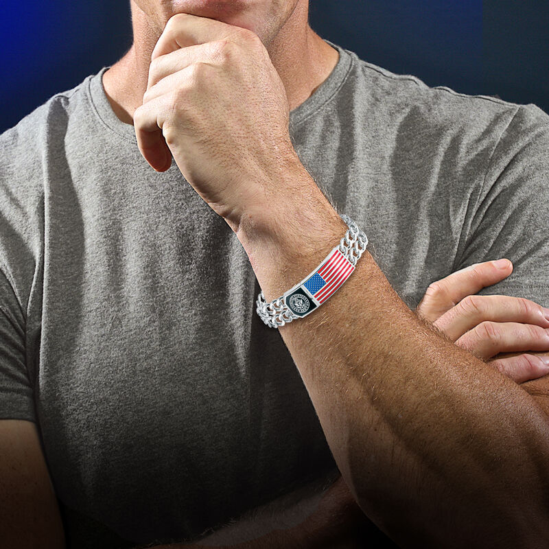 American Patriot Army Bracelet 10155 0010 m model