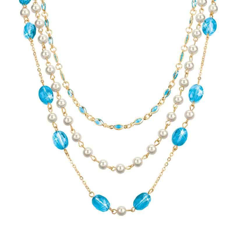 Birthstone Elegance Necklace Set 1478 001 9 3