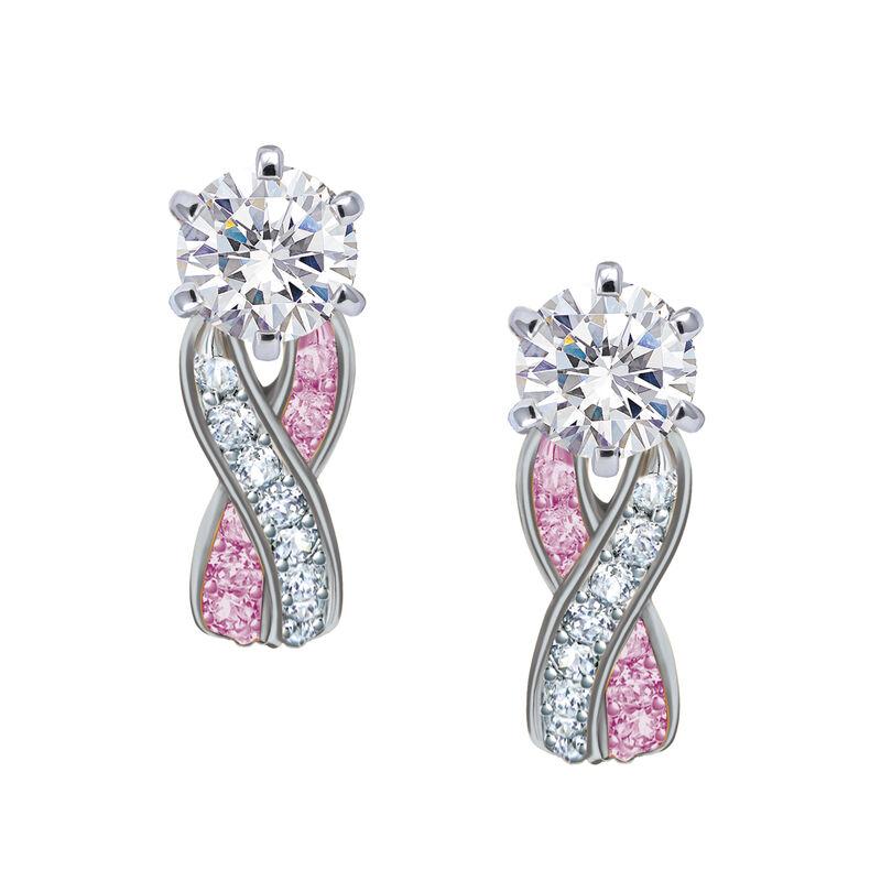 Birthstone Swirl Earrings 10115 0027 f june