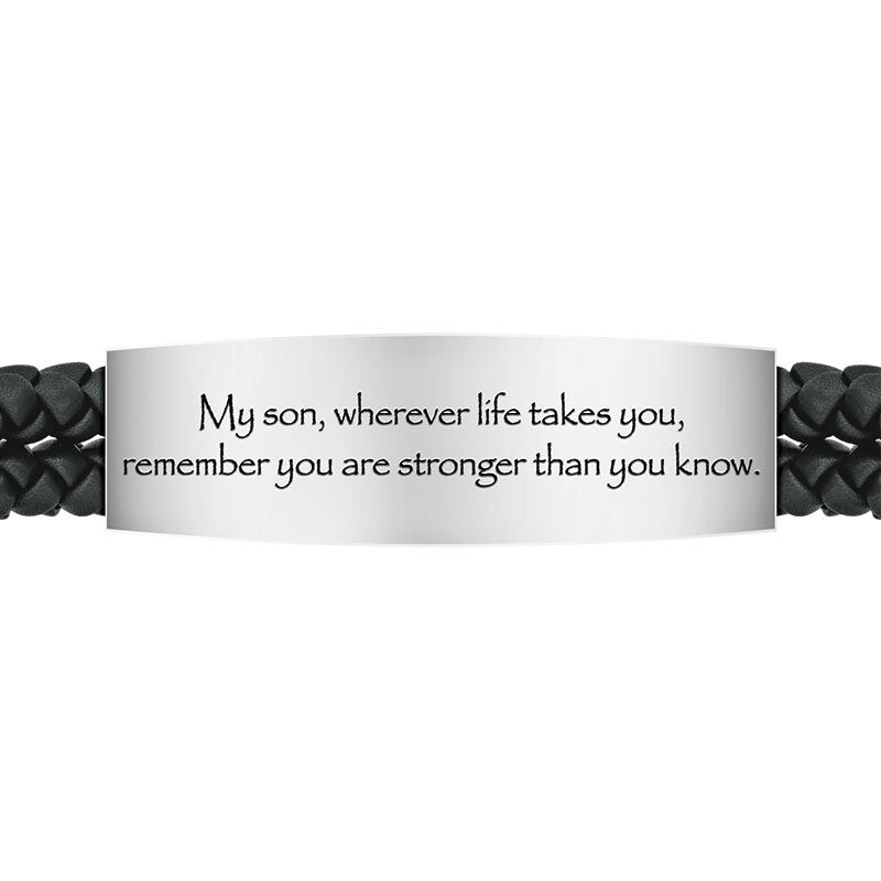 Son Southwest Leather Bracelet 2004 001 0 2