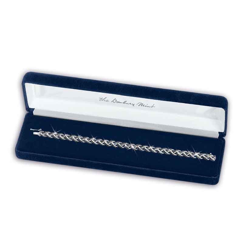 Simply Sophisticated Diamond Bracelet 4977 001 9 3