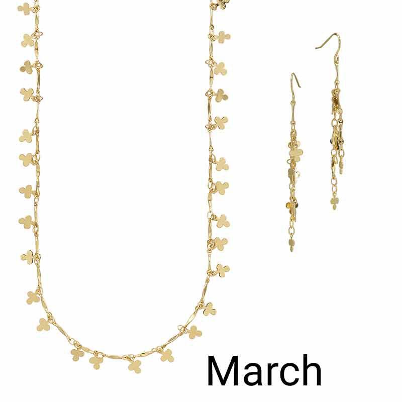 Golden Essentials Necklace Collection 6564 001 3 4