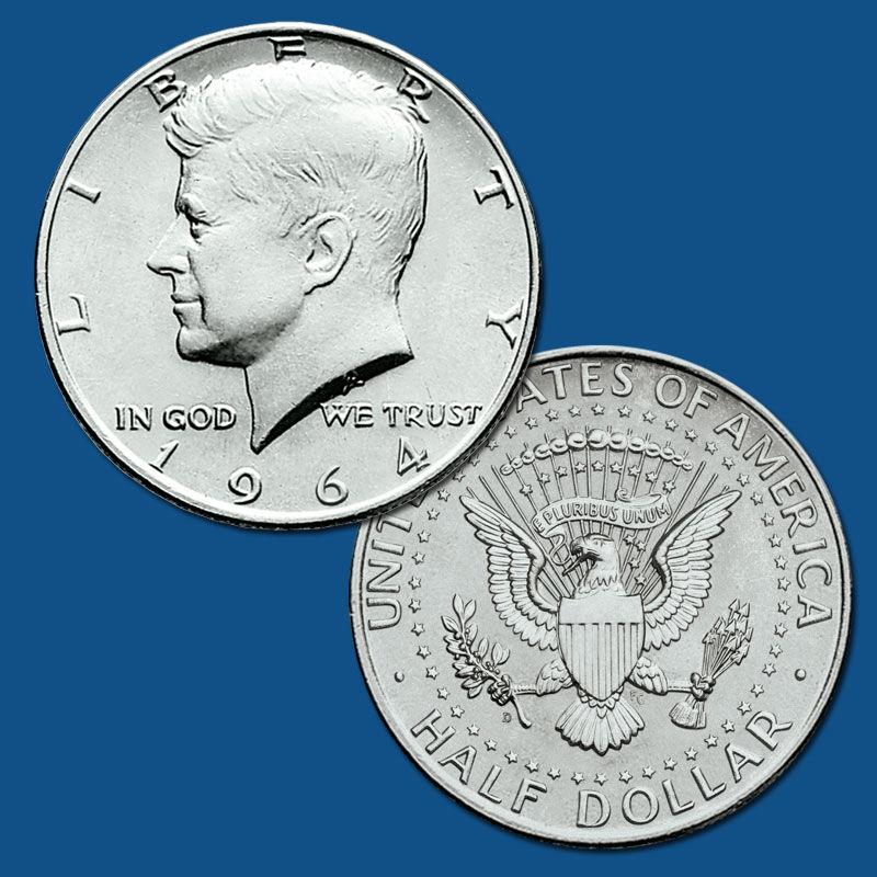 Complete 20th Century Half Dollar Treasury 2986 002 0 1