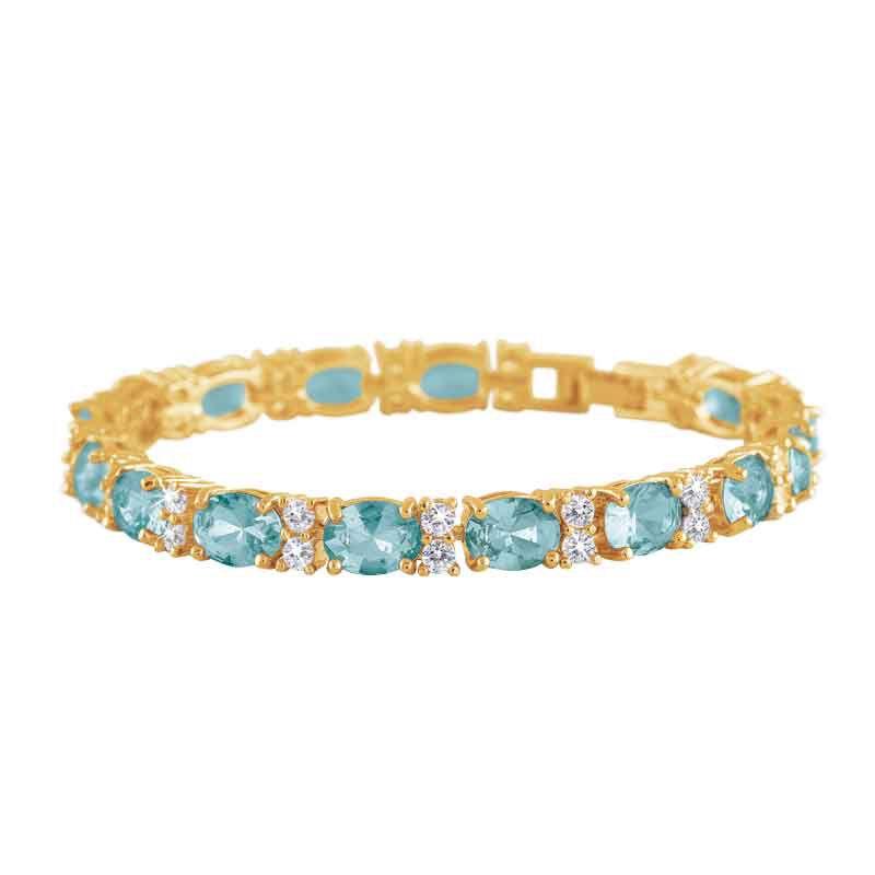 Birthstone Tennis Bracelet 1265 001 6 3