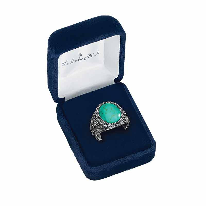 Gem of the West Mens Ring 6774 001 9 4