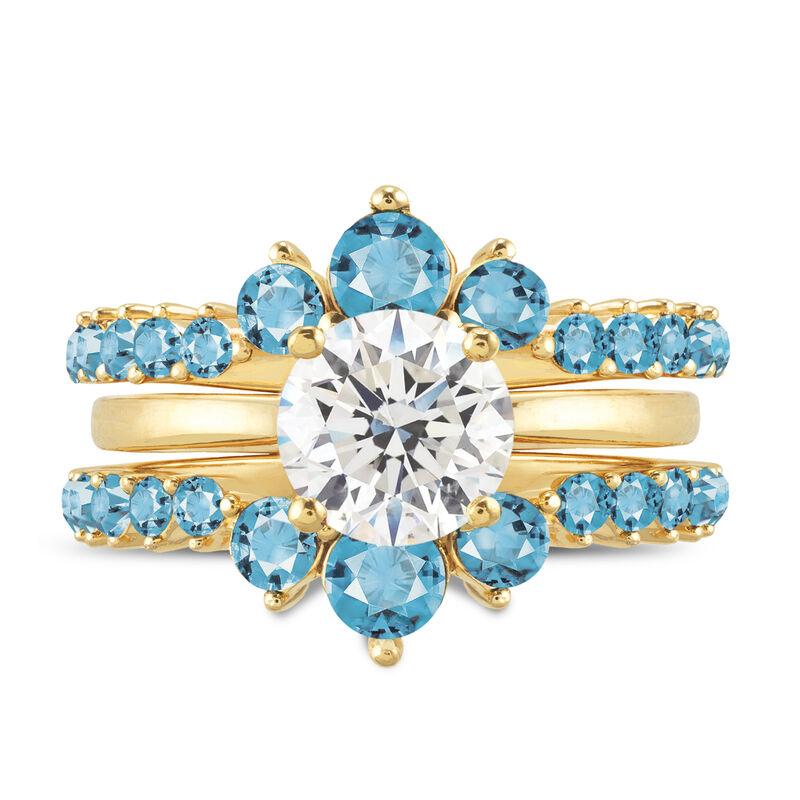 Birthstone Ring Set 6214 0017 l december