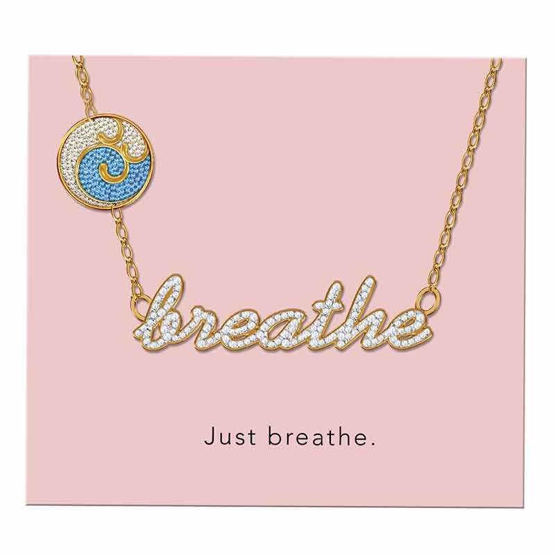Words To Live By Necklace Collection 6443 001 0 9