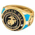 US Marine Corps Veteran Ring 1861 003 0 3