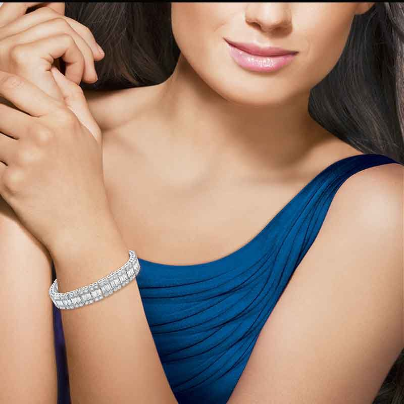 City Lights Eternity Bracelet 6026 001 5 4