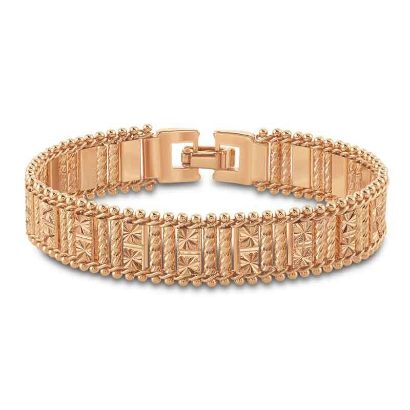 The Sunburst Copper Bracelet 6353 001 8 1