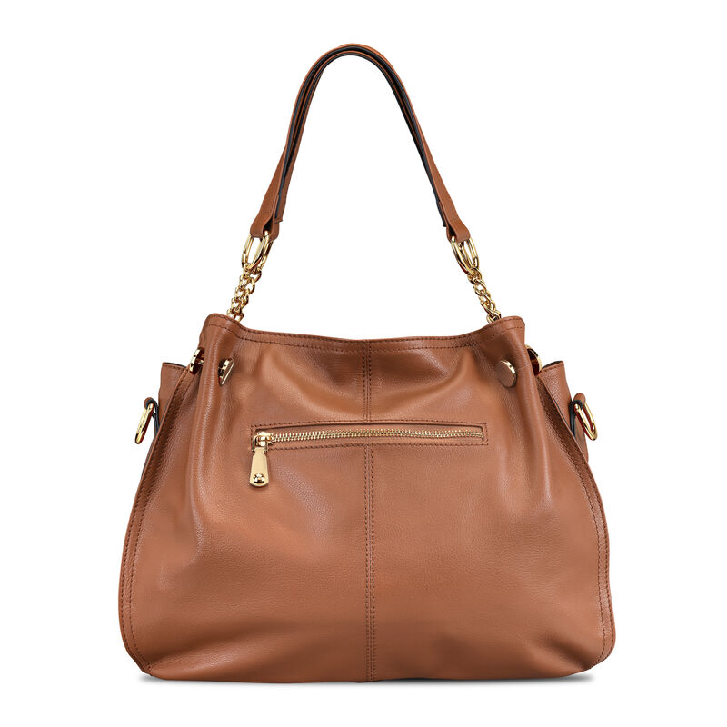 The Jose Hess Signature Leather Hobo 6590 0011 b back
