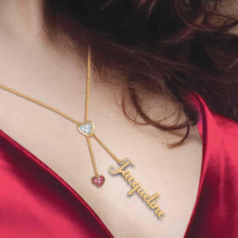 Personalized Bolo Necklace 2388 003 2 14