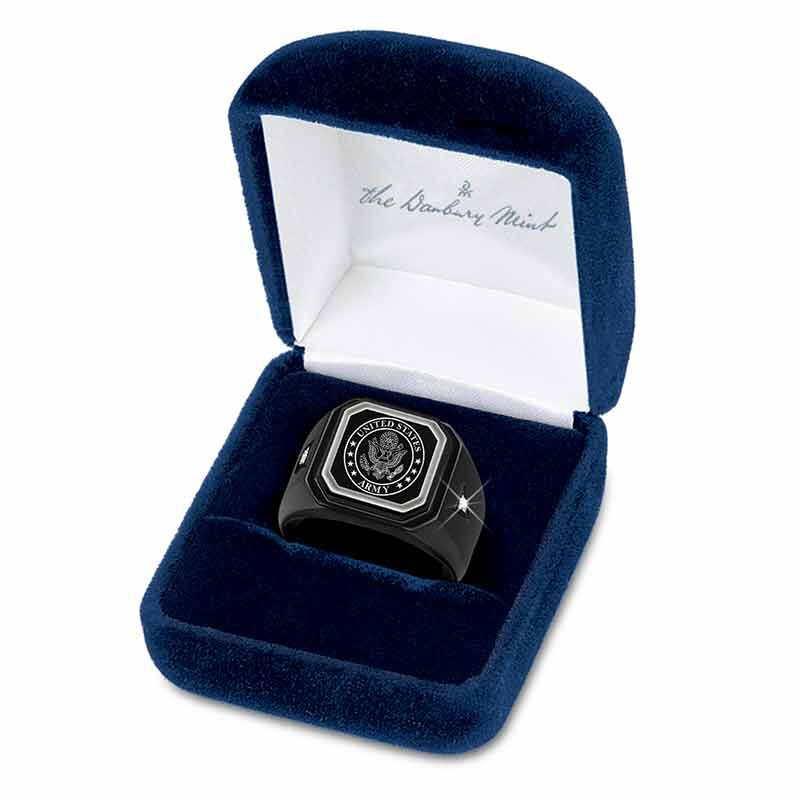 The US Army Tribute Ring 2001 001 3 2