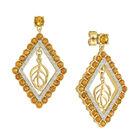 Monthly Crystal Earrings 6881 0019 g november