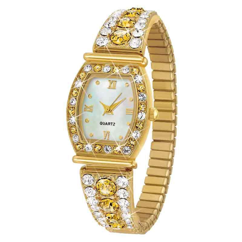 Birthstone Stretch Watch 5597 001 6 11