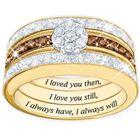 I Love You Always Diamond Ring Set 5215 002 6 1