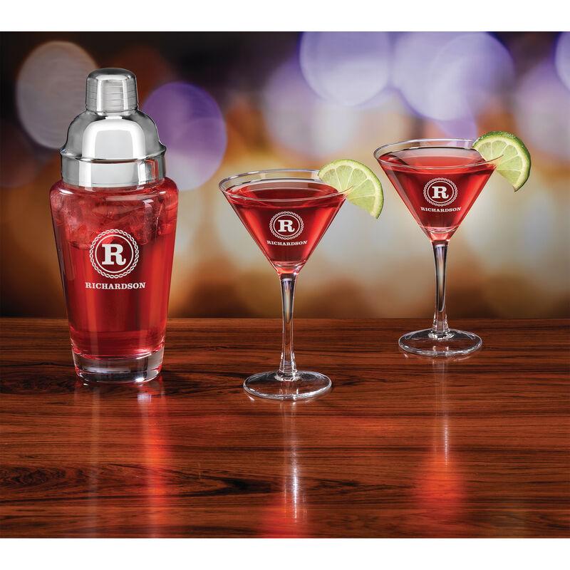 The Personalized Martini Set 5679 001 7 3