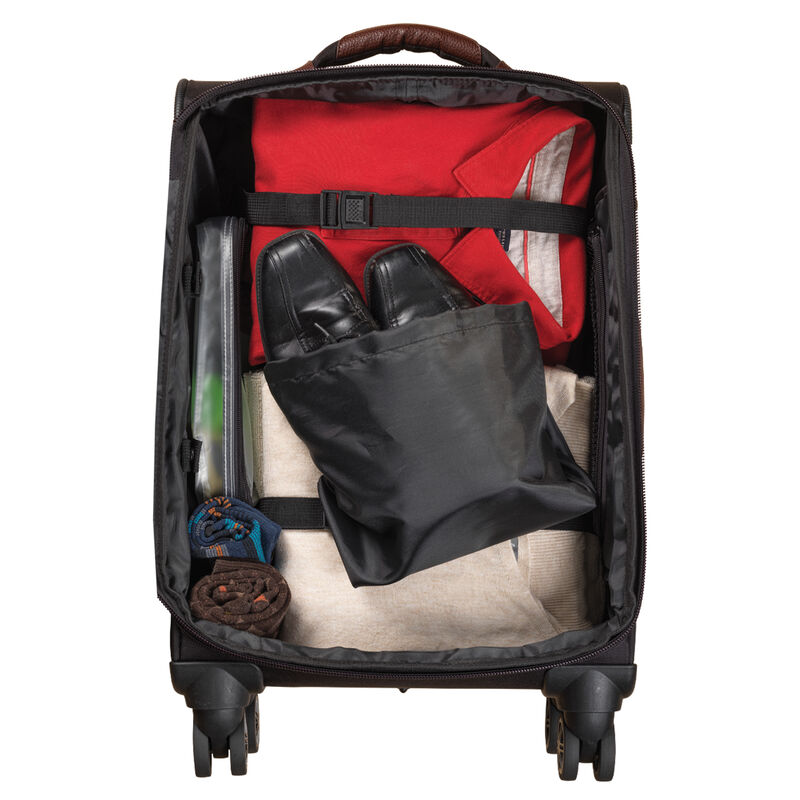 The Personalized Ultimate Carry on 10029 0014 d bag open