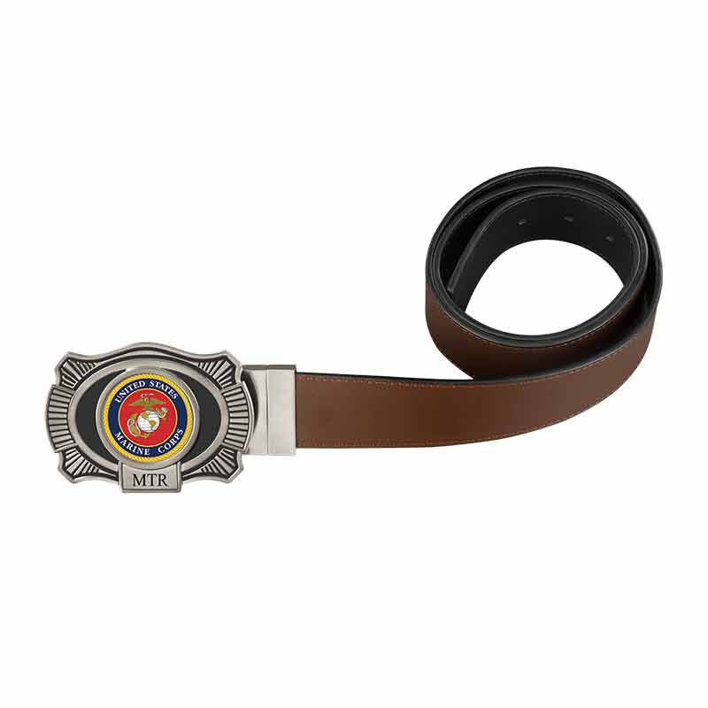 The US Marines Leather Belt 2398 005 5 3