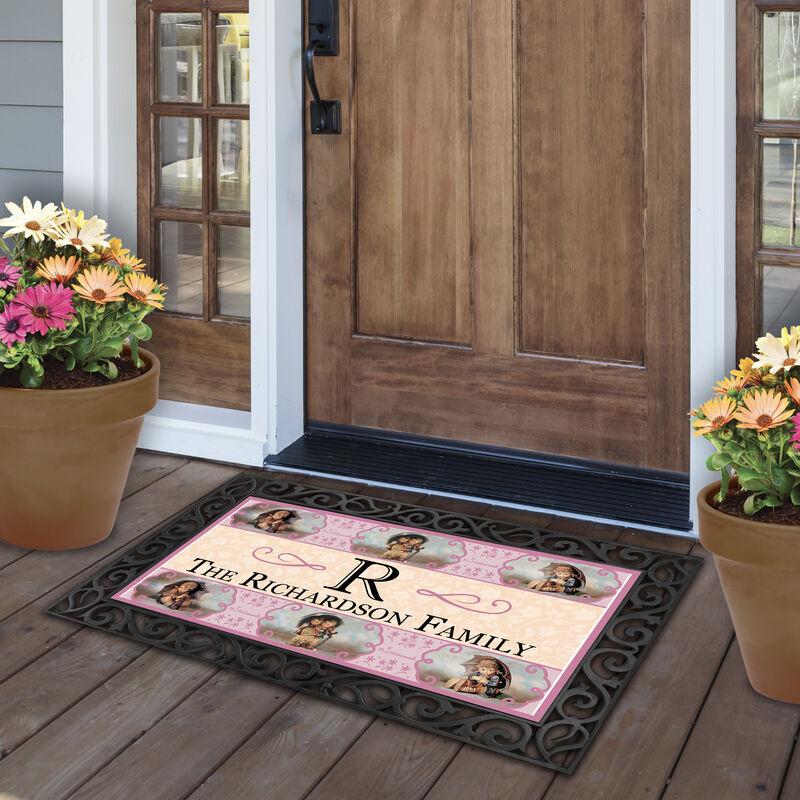 The MI Hummel Seasonal Welcome Mats 10238 0011 e room