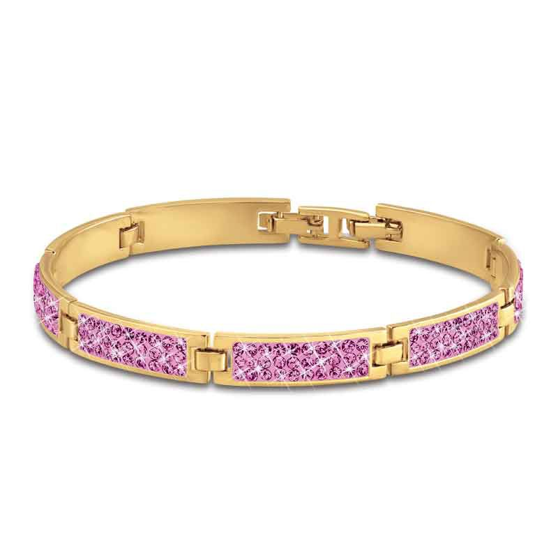 Birthstone Fire Bracelet 1628 001 8 10