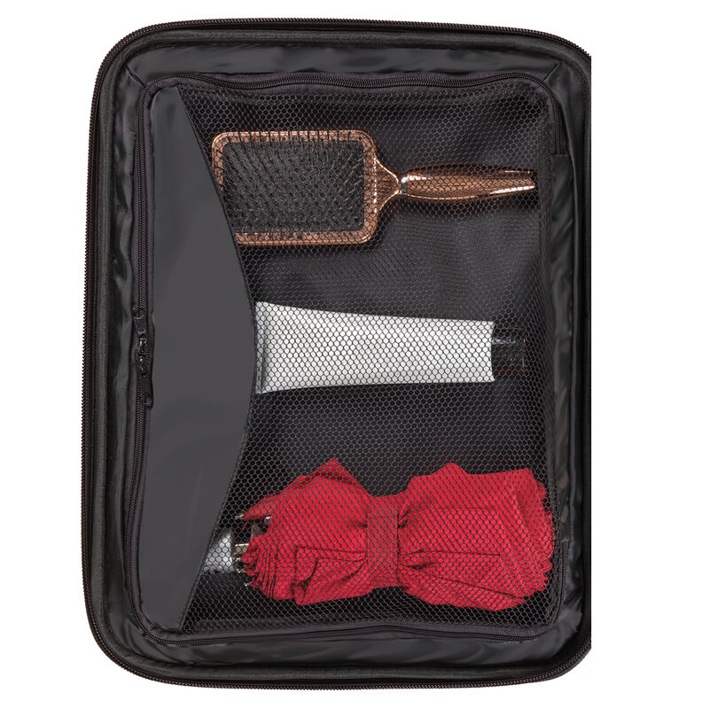 The Personalized Ultimate Carry on 10029 0014 f zip interior