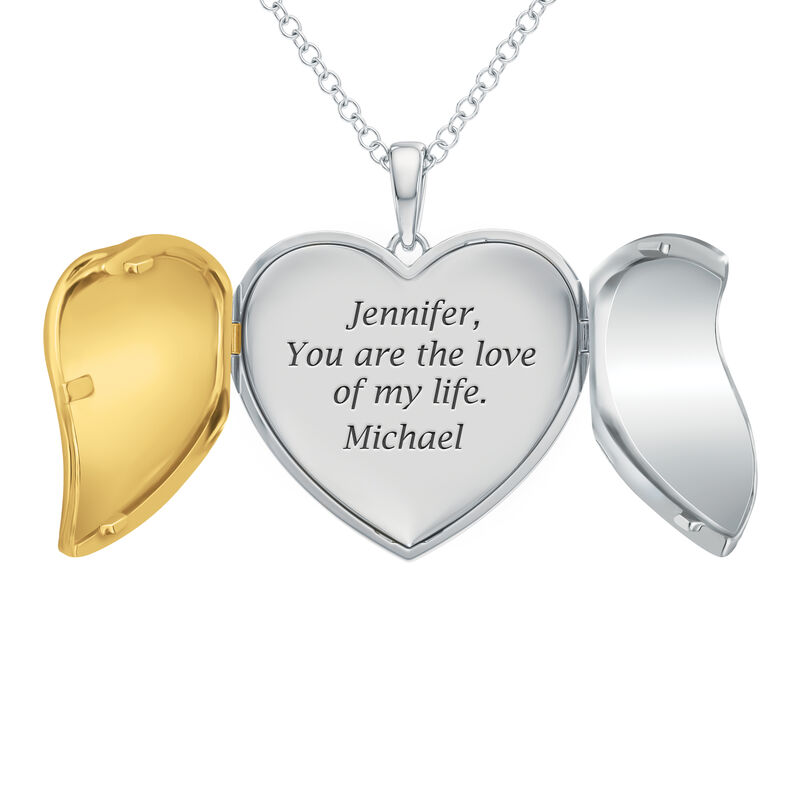 You Are the Love of My Life Diamond Pendant 5712 0073 a main