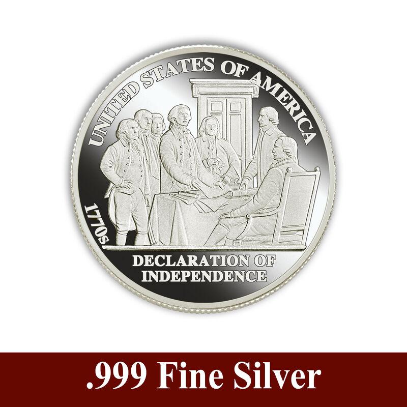 American History Silver Bullion Collection 5541 0104 c commemorative2