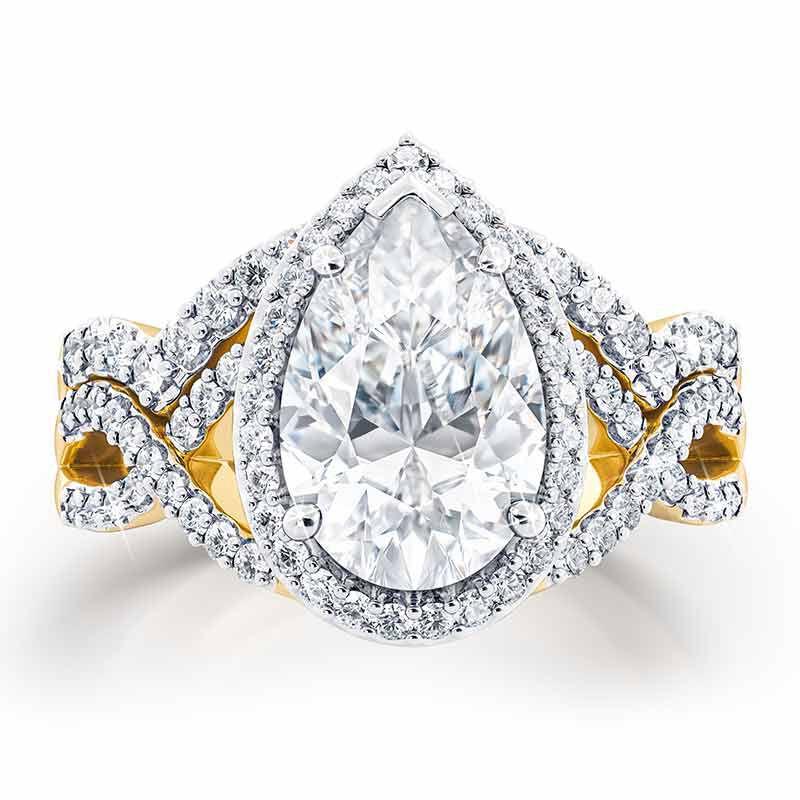 The Diamonisse Bridal Set 2775 001 7 3