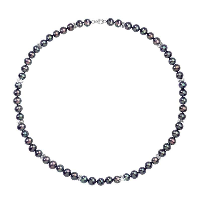 Bold  Beautiful Daughter Pearl Necklace 1728 001 7 2