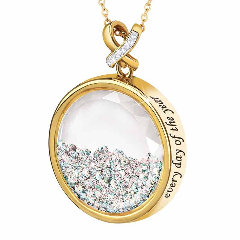 My Granddaughter Diamond Pendant 2828 001 4 1