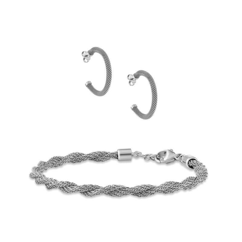 Sparkle Spirit Silver Jewelry Set 6733 0019 a main
