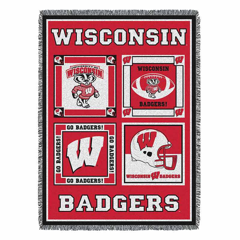 Wisconsin Throw 2803 042 7 1