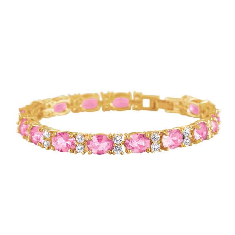 Birthstone Tennis Bracelet 1265 001 6 10