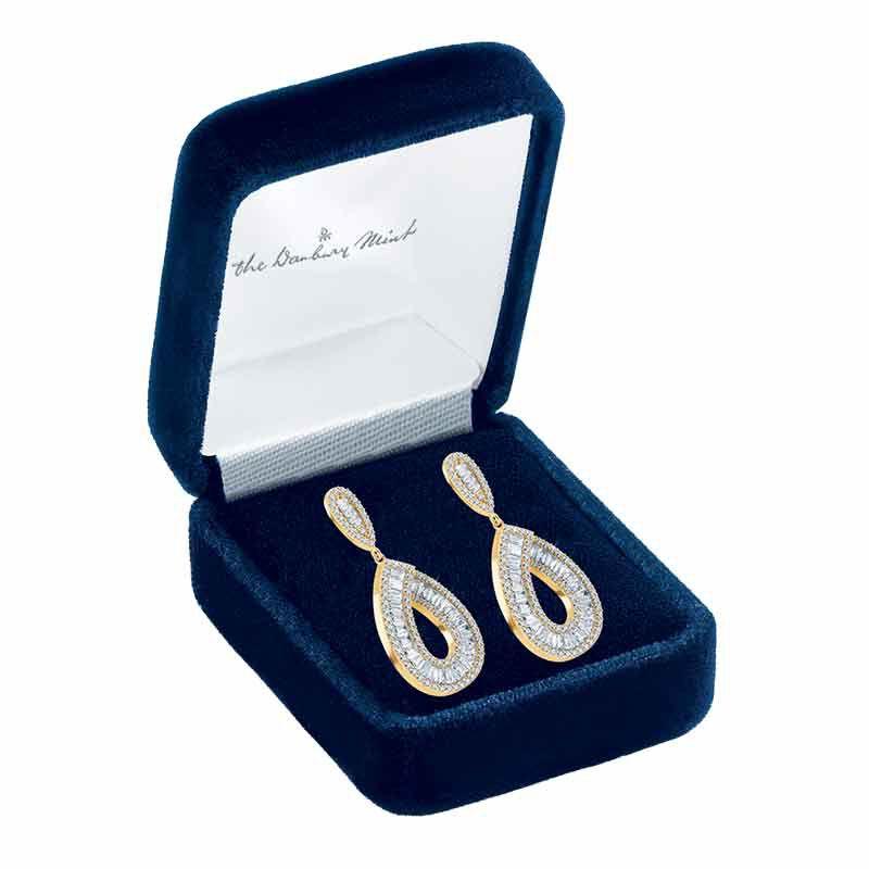 Golden Delights Teardrop Earrings 6106 001 8 2