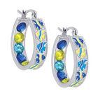 Crystal Celebrations Hoop Earrings 4608 0032 c august