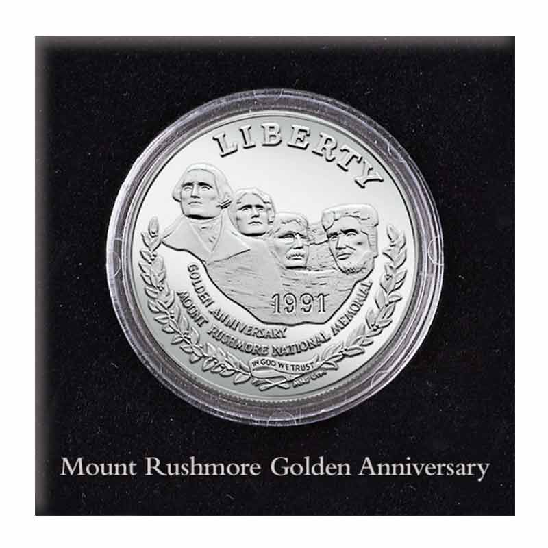 Limited Edition Uncirculated US Silver Dollars 4545 001 2 2