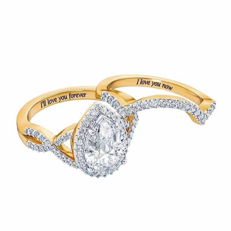 My Forever Promise Diamonisse Ring Set 2775 005 8 2