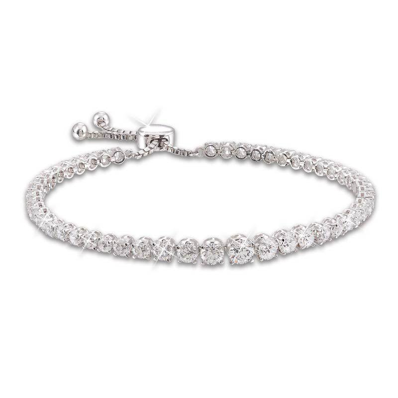 Shimmering Splendor Tennis Bracelet 5351 001 2 1