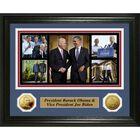 President Obama and Vice President Biden Framed Commemorative 8820 036 5 1