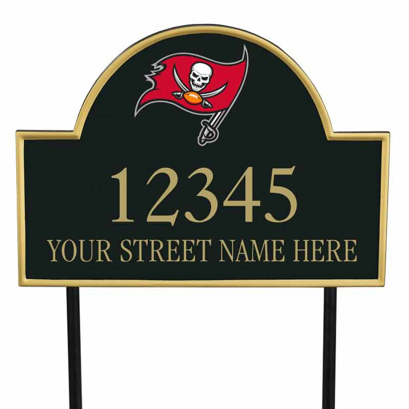 The NFL Personalized Address Plaque 5463 0355 g buccs