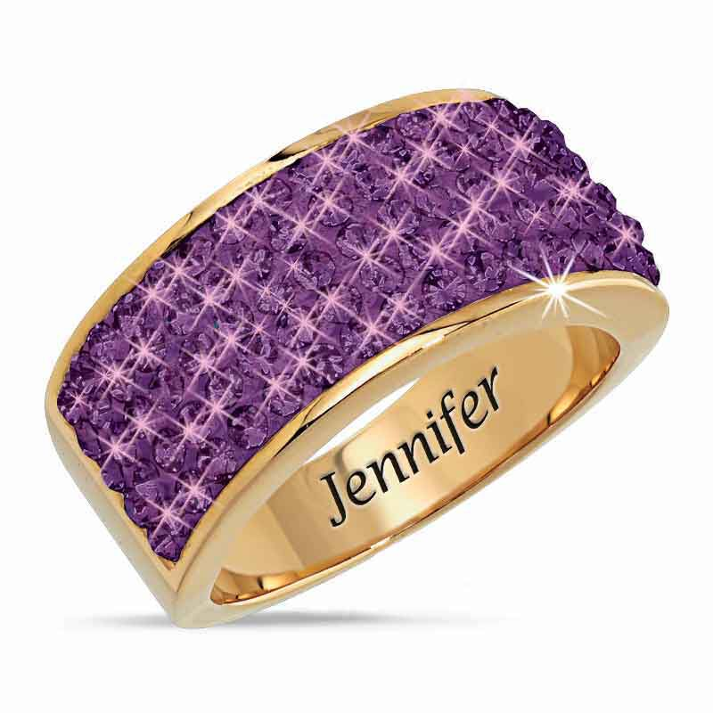 Personalized Birthstone Fire Ring 5806 002 1 1